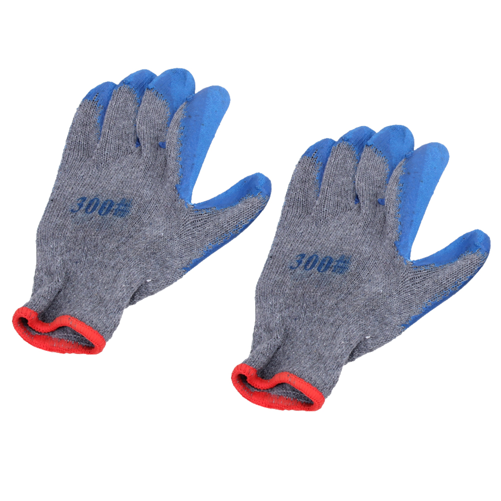 Mens novelty gloves - 2017 New Men Rubber Working Gloves Safety Anti Cutting Glass Handing Butcher Labor Glove Repair