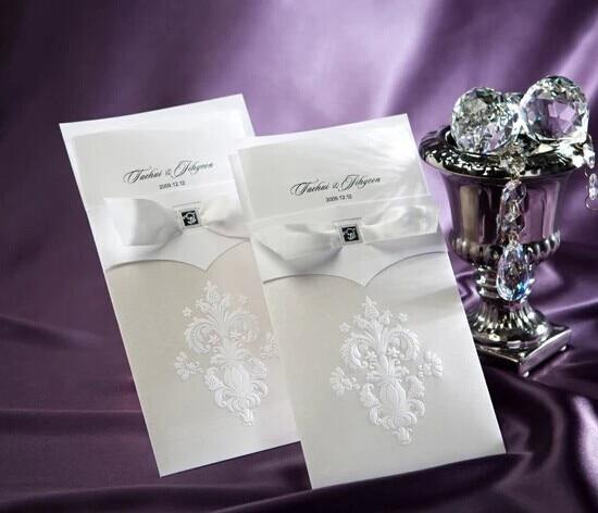 Online Get Cheap Wedding Invitations Pocket Style Aliexpress – Embossed Pocket Wedding Invitations