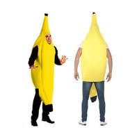 1 шт., Хэллоуин, сцена, сексуальный фрукт банан, бары, свадьба, карнавал, одиночки, вечерние танцы для взрослых, желтый M, L