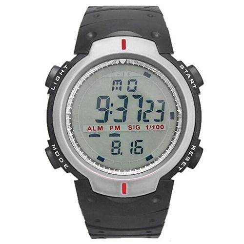 men Unisex Waterproof LED Digital Sport Watch Military Electronics Wrist Watch Stopwatch Date Rubber Wrist Watch цена 2017