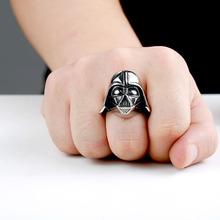 Darth Vader Mask Ring