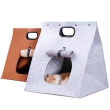 Minimalist Folding Cat Bed