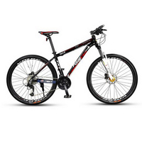Tb111001 Mountain Bike 27speed 26 Inch Double Oil Disc Brake Men And Women Aluminum Alloy Bicycle
