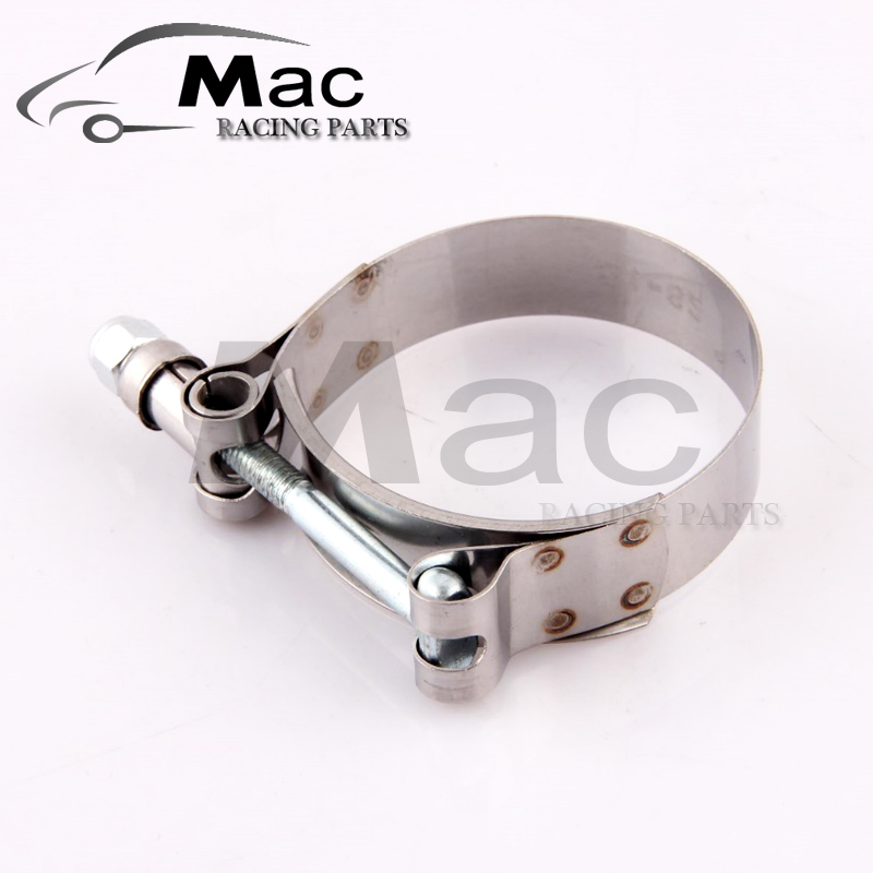 3.5 inch( 92-100MM) stainless steel clamps silicone hose turbo clamp turbo hose cuopler t bolt clamp clamping bolt