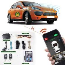 Универсальная автомобильная сигнализация совместимая с системой