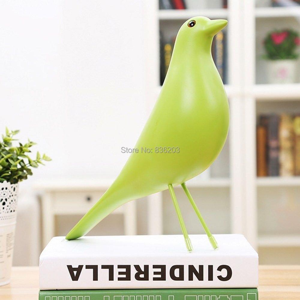 Eames Pigeon Polyresin Crafts Arts Bird Adornment anatomical brain ...