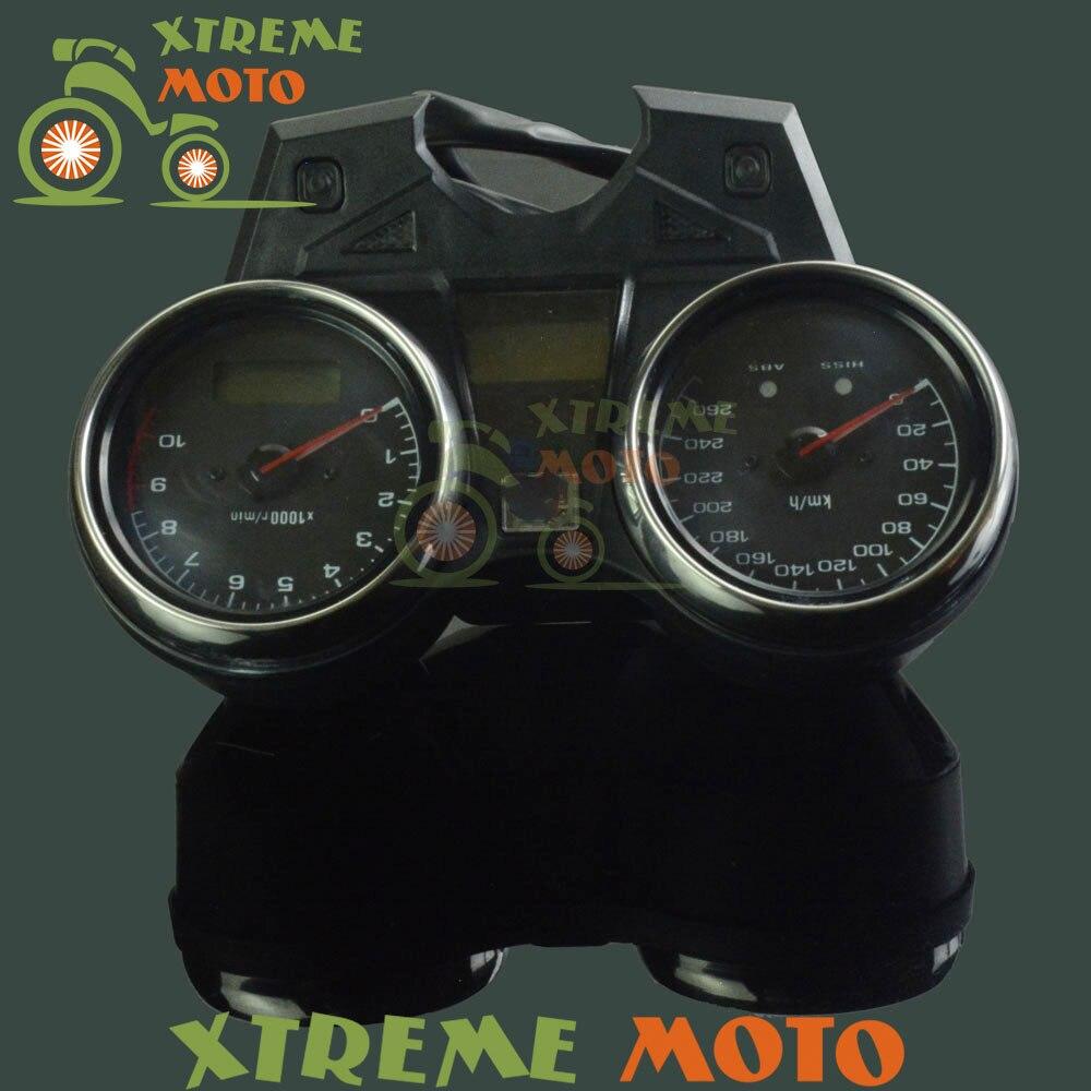 Мотоцикл Тахометр одометром инструмент спидометра кластера метр для Honda CB1300 CB 1300 2004 2005 2006 2007 2008