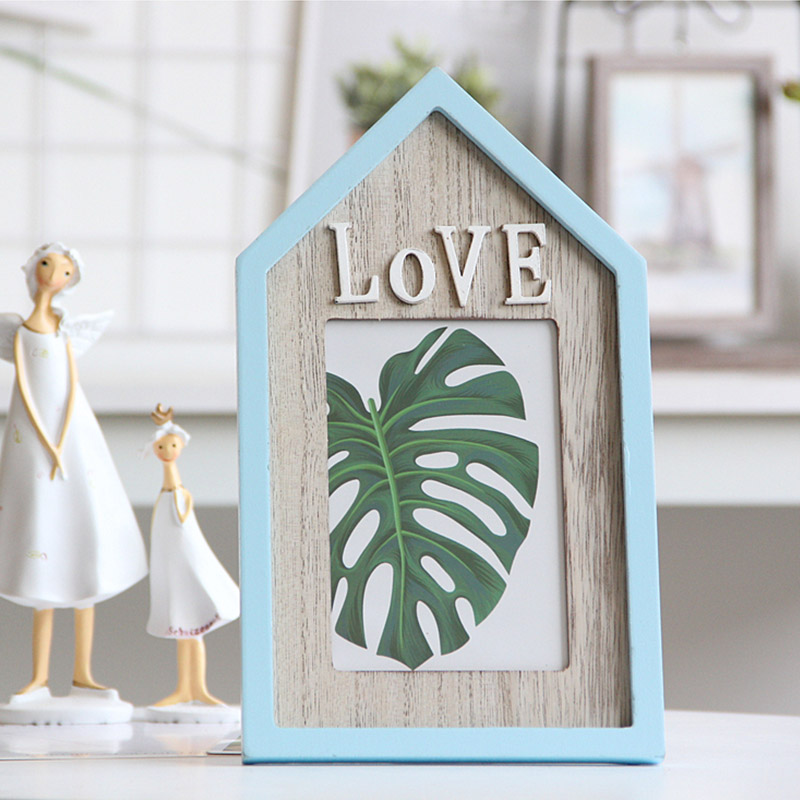 Cheap Frames From The Craft Store And Imagination: Aliexpress.com : Buy Pastoral Fresh Rectangular House
