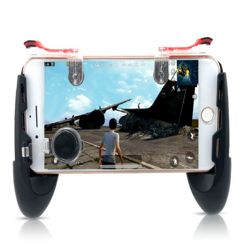 Newest Game Controller L1r1 Shooter Trigger Fire Button Game
