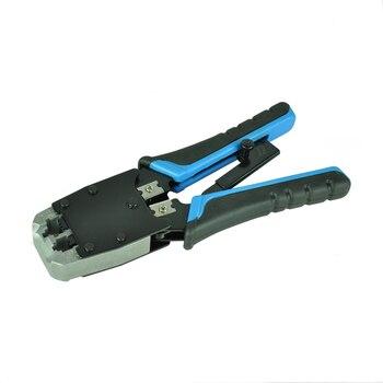 LT-500R RJ45 RJ12 RJ11 herramientas de red cable alicates 8P8C... 6P6C conector herramienta que prensa