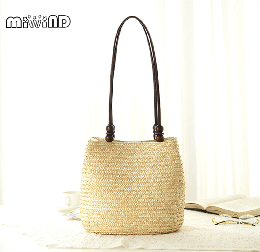 Natural Beach Bag Promotion-Shop for Promotional Natural Beach Bag ...