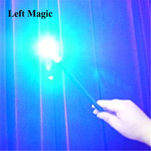 Super Flash Wand Magic Tricks ( White Red Blue Light ) Fun Close Up Mentalism Stage Magic Props Accessories Illusion Fun G8303 купить недорого в Москве