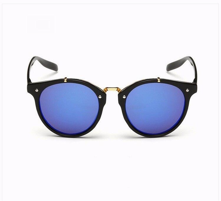 Fashion Vintage Round Sunglasses Women Men Brand Designer Retro Mirror Sunglass Ladies Female Male Sun Glasses For Women Glasses (15)