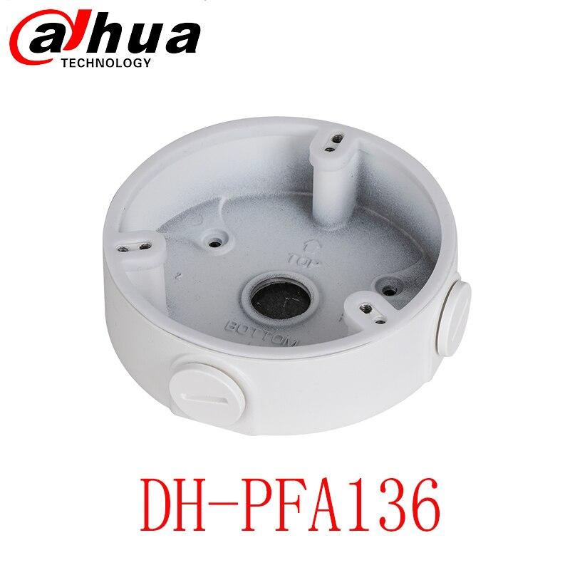 dahua camera support DH-PFA136 Water-proof Junction Box Compatible Body Type IP dome camera DH-IPC HDBW5XXX HD-CVI with HDW7 dahua junction box pfa131