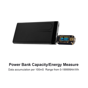 Image 2 - POWER Z USB PD Tester Type C PowerAmp Meter QC3.0/2.0 Charger Voltage Current Ripple Dual Type C Meter Power Bank Detector