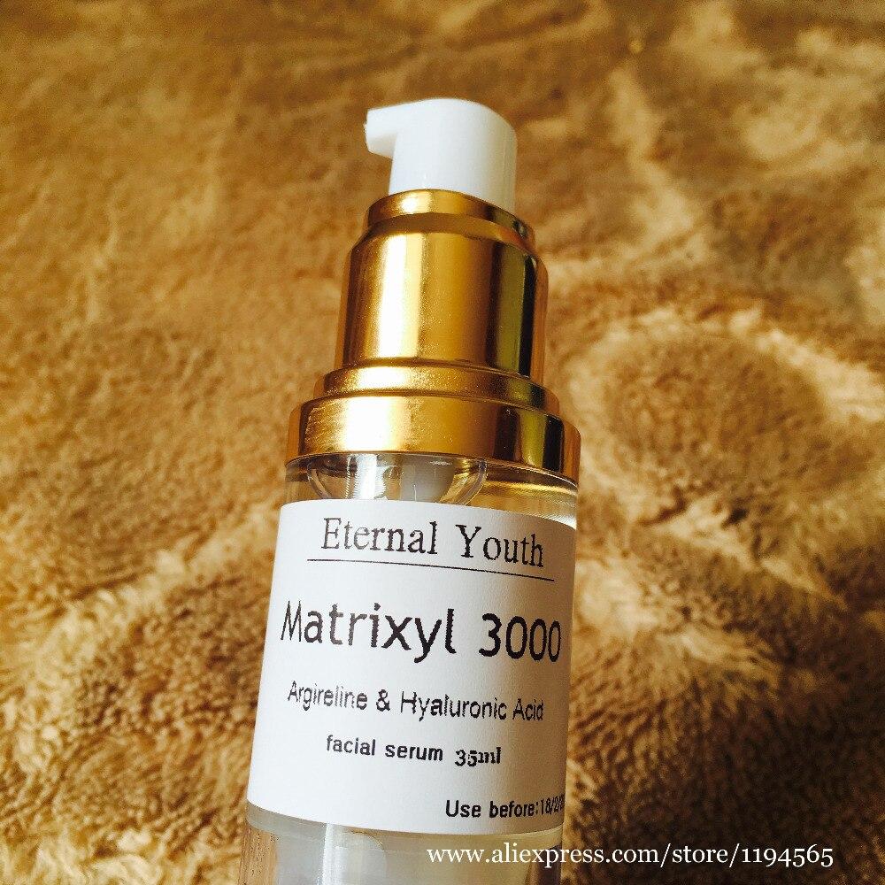 Matrixyl 3000 Peptide Argireline Hyaluronic Acid ha Anti Wrinkle Firming Skin Care 35ml