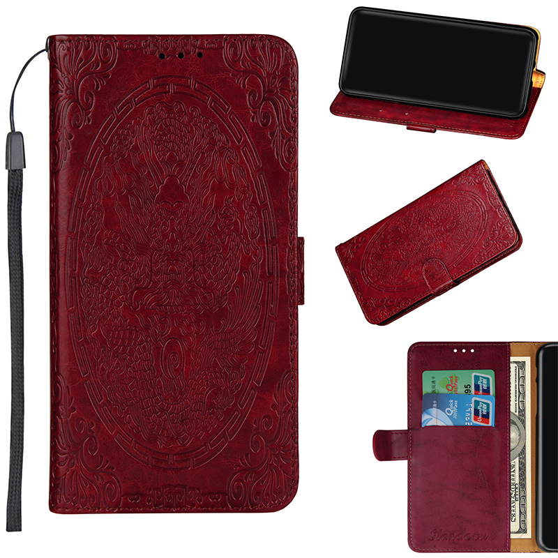 US $4 73 5% OFF|For Samsung Galaxy Amp Prime 3 for Cricket sm j337 sm j337  SM J337A SM J337V J337P J337T flip soft case phone leather phone bag-in