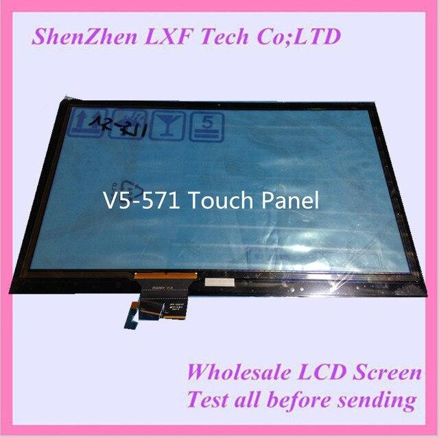 """Nuevo 15.6 """" para Acer Aspire placa de conectores V5-531G V5-531P V5-531PG V5-571 V5-571G V5-571P cristal digitalizador pantalla parte"""