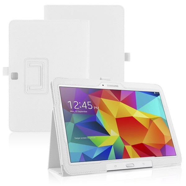где купить Flio Leather Stand Case Cover for Samsung Galaxy Tab 4 10.1 SM T530 T531 T535 Tablet дешево