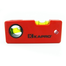 KAPRO Mini spirit level High precision pocket Mini Portable Level Precision bubble level 10cm