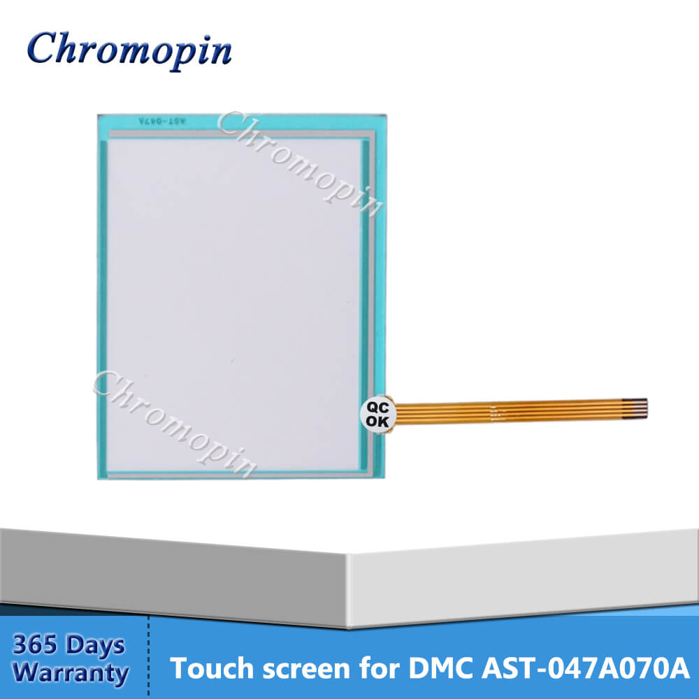 Free Shipping DMC AST-047A070A AST-047A Touchscreen DMC AST047A070A AST047A Touch Panel Glass for PLC HMI Repair цена