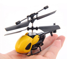 QS QS5013 2 5CH Mini Infrared Remote Control RC Helicopter Mode 2 RTF