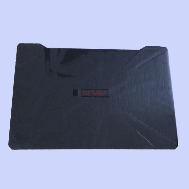 New Original Laptop LCD Back Top Cover/Front Bezel/Palmrest Upper Case/Bottom Case For ASUS FX80 FX80G FX504