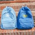 2016 vintage дизайнер harajuku холст женщины рюкзак школьный портфель ноутбук сумка молния mochila твердые рюкзаки для девочки-подростка