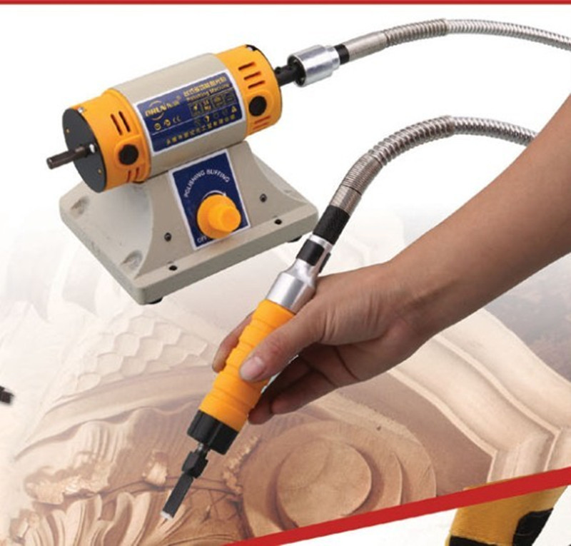 Wood Router Electric chisel Carving Tool Wood carving machine Woodworking chisel