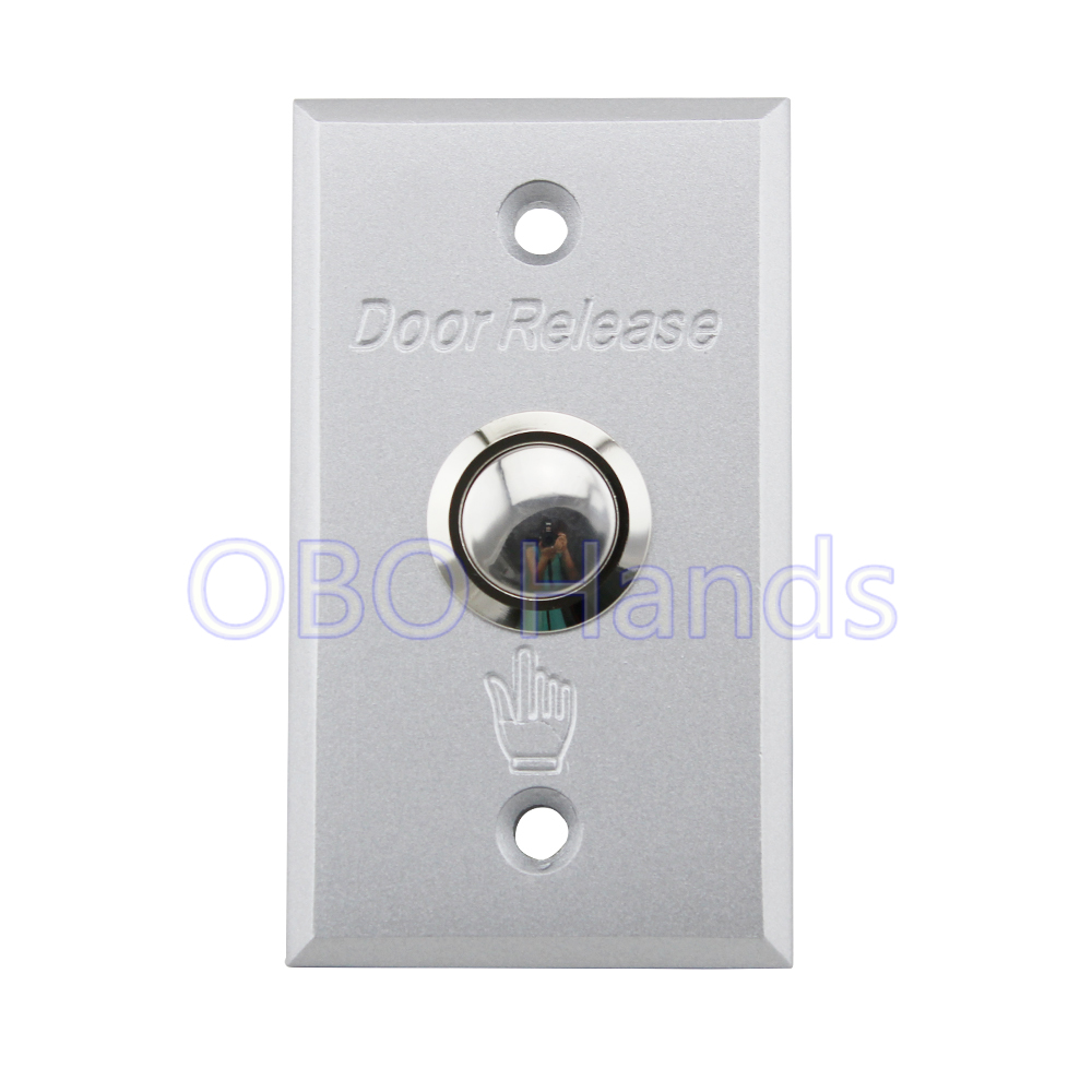 Hot sale! Aluminum alloy tall door exit button exit access control switch metal door exit push emergent exit button свитшот print bar оранжевая фантазия