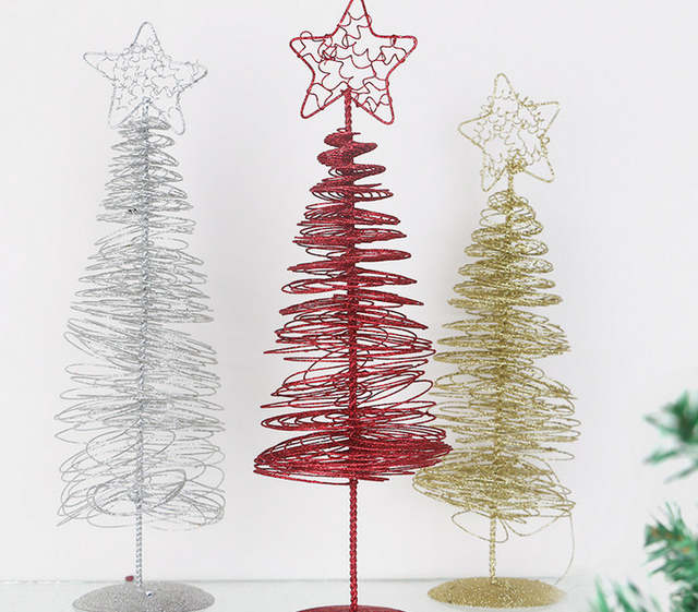 b816a1c3a06 Online Shop Holiday Home Outdoor Ornament Large Wrought Iron Crafts. Outdoor  Metal Christmas Trees