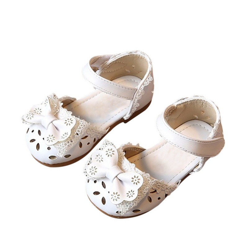 new Summer Children Shoes Girl Sandals Anti Slip Soft Sole Bow Hollow Lace Strap Sandals Kid Shoes Size 15-30 Mnew Summer Children Shoes Girl Sandals Anti Slip Soft Sole Bow Hollow Lace Strap Sandals Kid Shoes Size 15-30 M