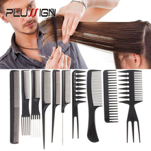 Comb Hair-Care Professional Hair-Cutting-Comb Detangling-Brush Salon Plussign Barber