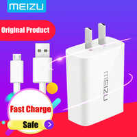 Original MEIZU M6 Note Charger UP0830 MTK 3.0 quick Fast Charge Adapter micro usb cable for M5S M6S m5 note m5c m6t m3s mx6 m3