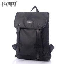 купить new fashion Business men backpack laptop backpack Waterproof design brand casual backpacks for men Travel partners по цене 1249.87 рублей