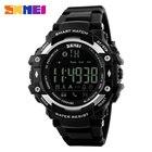 ①  SKMEI 1226 Bluetooth Smart Мужчины Спортивные Часы водонепроницаемые Электронные Часы Напоминание Ди ★