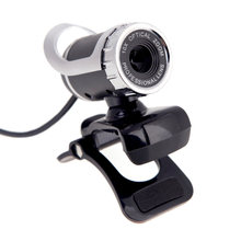 USB 2.0 50 Megapixel HD Camera Web Cam 360 Degree with MIC Clip-on for Desktop Skype Computer PC Laptop(China)