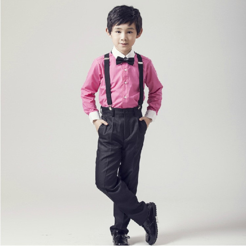 Party wear dresses for kids Select from beautifully designed party wear dresses for boys which include in great styles and patterns. Choose from jeans, t-shirts, shorts and cotton shirts to give your boy a completely new look for parties this season.