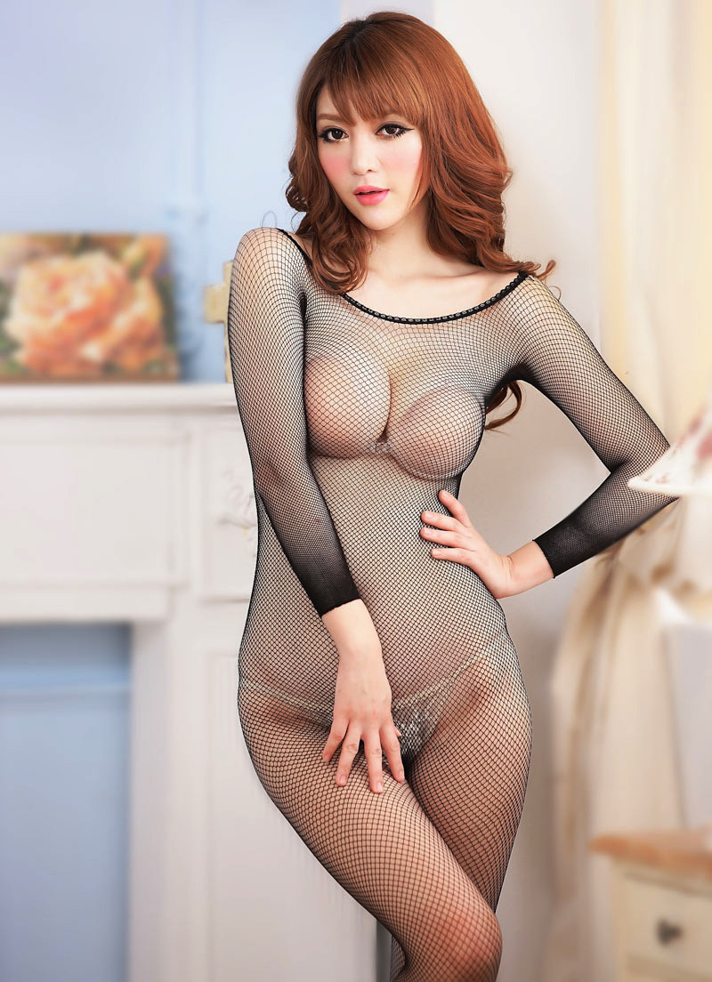 Sexy women in bodystockings