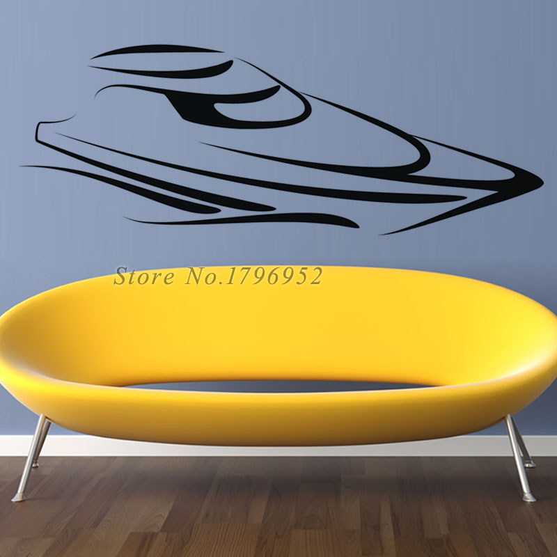 Remove Boat Decals PromotionShop For Promotional Remove Boat - Boat decals stickers   easy removal