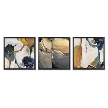 Wholesale 3 Pieces/set Modern abstract series Canvas Painting Sitting Room Decoration Print Pictures (No Framed)
