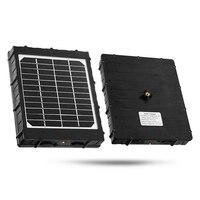 Solar Panel Kit 5000mAh 3W for Balever Hunting cameras Waterproof Li Battery