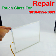 N010-0554-T009 Touch Screen Panel Glass Digitizer for HMI&CNC repair~do it yourself,New & Have in stock