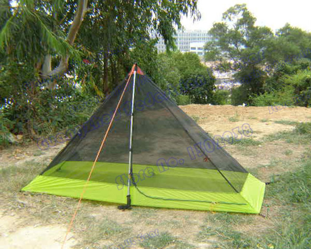 Summer tent 3F Pedesstrian 210T ultra light high density mesh 1 person inner tent-in Tents from Sports u0026 Entertainment on Aliexpress.com | Alibaba Group & Summer tent 3F Pedesstrian 210T ultra light high density mesh 1 ...