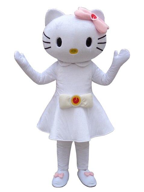 high quality of hello kitty mascot costume hello kitty mascot