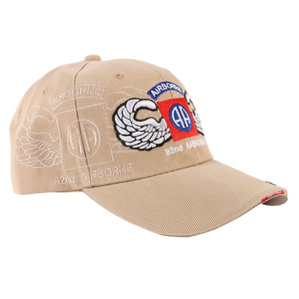 Best Price New 2017 Sports Army Fans Golf Caps Troops Airborne