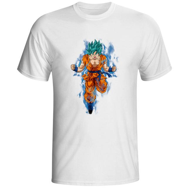 2018 Dragon Ball T-Shirt Designs