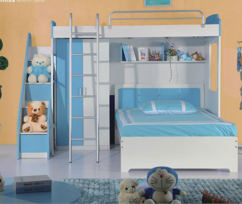 Childrens furniture combination Beds boys and girls bunk