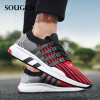 Walking Shoes Man Sport Footwear Male Shoes Adult Krasovki Men Casual Shoes Hot Sale Mens Trainers