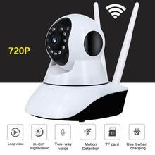 720P Wifi IP Camera WiFi Wireless Surveillance Camera P2P Security CCTV Camera Network Baby Monitor Night Vision Camhi APP